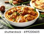 kerala recipe   delicious... | Shutterstock . vector #699200605