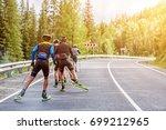 Team Biotlonists In Sports...