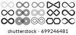 Infinity Symbol. Vector Logos...