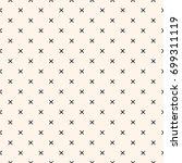 raster minimalist texture ... | Shutterstock . vector #699311119