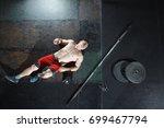 training. | Shutterstock . vector #699467794