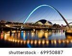 Millennium Bridge On The River...
