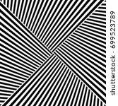 diagonal striped illustration.... | Shutterstock .eps vector #699523789