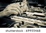 repair equipment | Shutterstock . vector #69955468