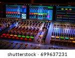 Mixer. Remote Control For Soun...