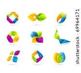 Business Design Elements   Ico...