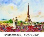 Paris European City Landscape....