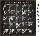 Vintage Design Elements Corner...