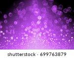modern dark purple black... | Shutterstock . vector #699763879