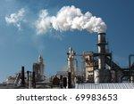 factory smoke pipe 5
