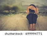 human trafficking  stop abusing ... | Shutterstock . vector #699994771