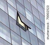 modern highrise skyscraper... | Shutterstock . vector #70002523