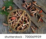 Mushrooms Honey Agarics In...