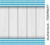 texture of the bavarian flag | Shutterstock .eps vector #700098697
