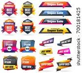 infographics design template...   Shutterstock .eps vector #700181425