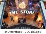 dublin  ireland   august 3 ... | Shutterstock . vector #700181869
