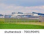 stuttgart  germany   april 29 ... | Shutterstock . vector #700190491