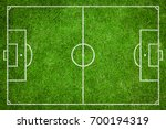 football field or image of... | Shutterstock . vector #700194319