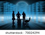 business concept | Shutterstock . vector #70024294