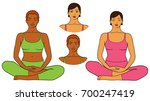 vector illustration of... | Shutterstock .eps vector #700247419