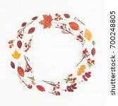 Autumn Composition. Wreath Mad...