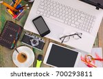 business accounting | Shutterstock . vector #700293811