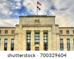 federal reserve board of... | Shutterstock . vector #700329604