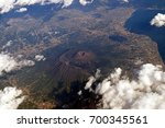 View Of Mount Vesuvius And The...
