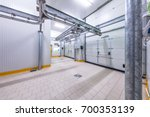 cold storage | Shutterstock . vector #700353139