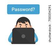 user forgot password