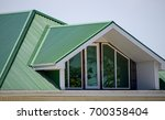 the house with plastic windows... | Shutterstock . vector #700358404