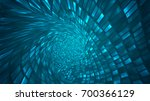 abstract background of bright... | Shutterstock .eps vector #700366129