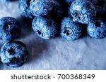 contrast macro photo food ... | Shutterstock . vector #700368349