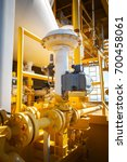 actuator control valve...   Shutterstock . vector #700458061