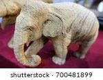 thai hand crafts | Shutterstock . vector #700481899