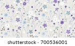 seamless vector texture with... | Shutterstock .eps vector #700536001
