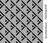 seamless geometric pattern with ... | Shutterstock .eps vector #700546459
