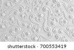 decoration element  wall... | Shutterstock . vector #700553419