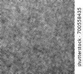 grunge halftone black and white.... | Shutterstock . vector #700558435