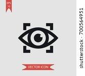 oculus rift vector icon...