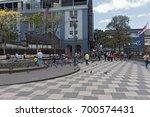 san jose costa rica march 04 ... | Shutterstock . vector #700574431