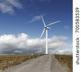 Small photo of Alternative Energy - Wind Turbine