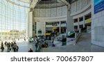 indoor daytime shot of lisbon... | Shutterstock . vector #700657807