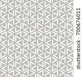 vector seamless pattern. modern ...   Shutterstock .eps vector #700676011