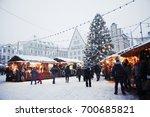Traditional Christmas Market...