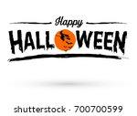 Happy Halloween Text Banner ...