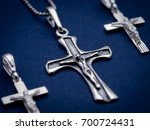 Christian Silver Crosses...