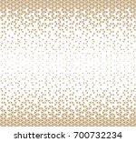 seamless geometric triangle...   Shutterstock .eps vector #700732234
