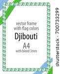 frame and border of ribbon with ...   Shutterstock .eps vector #700733299