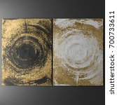 3d wall art  paintings with...   Shutterstock . vector #700733611
